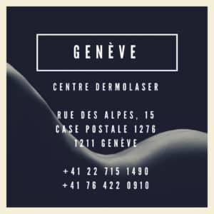 Centre Dermolaser de Genève